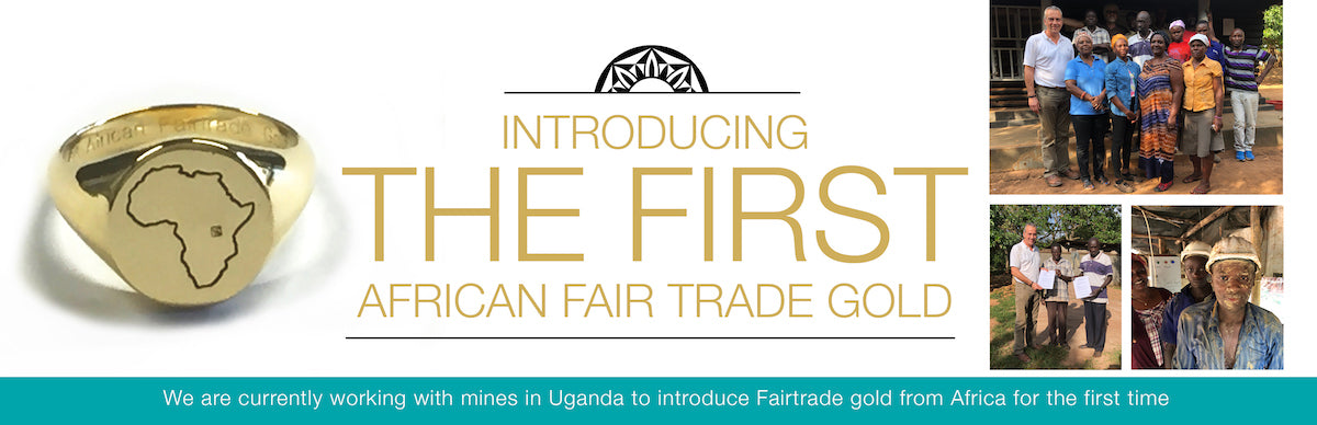 The first African fairtrade gold
