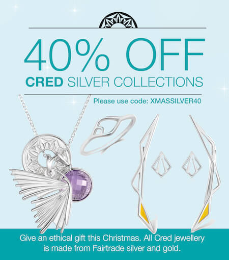 40% OFF CRED silver collections