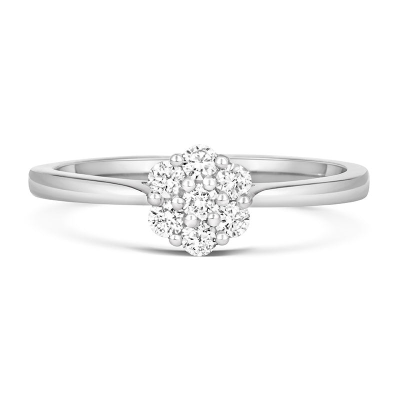 Alcea Ethical Engagement Ring - CRED Jewellery - Fairtrade Jewellery - 2