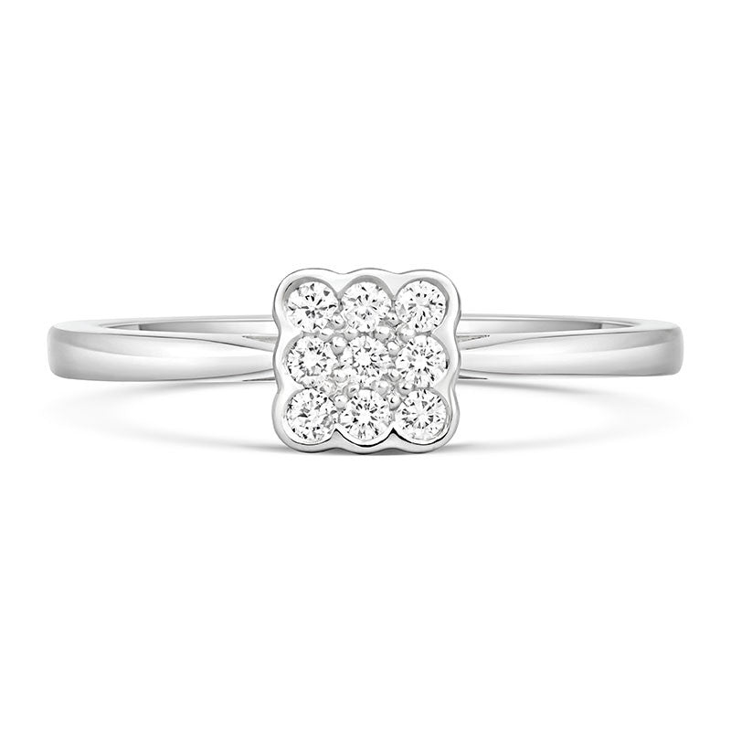 Bella Engagement Ring - CRED Jewellery - Fairtrade Jewellery - 2