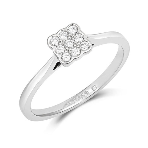 Bella Ethical Engagement Ring