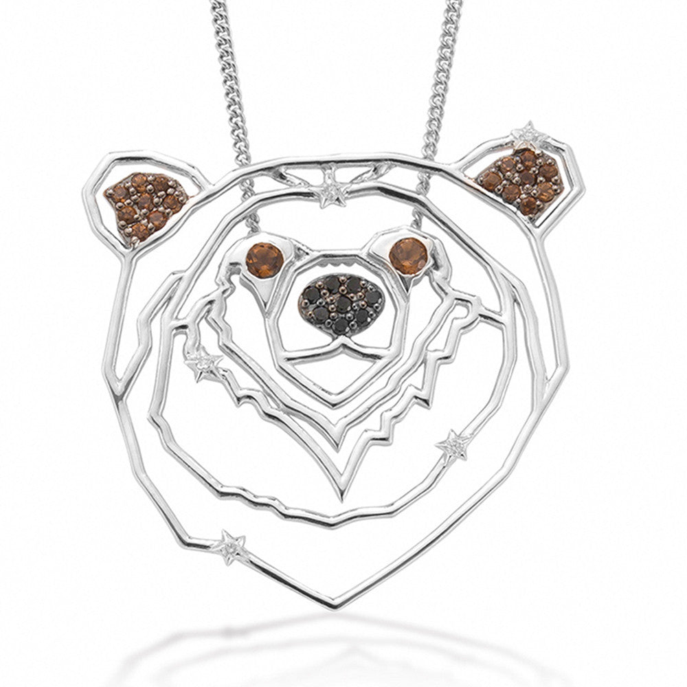 The great bear pendant - CRED Jewellery - Fairtrade Jewellery - 1