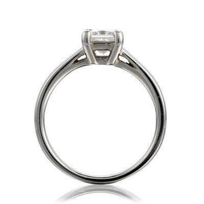 Princess Gallery Engagement Ring - CRED Jewellery - Fairtrade Jewellery - 2