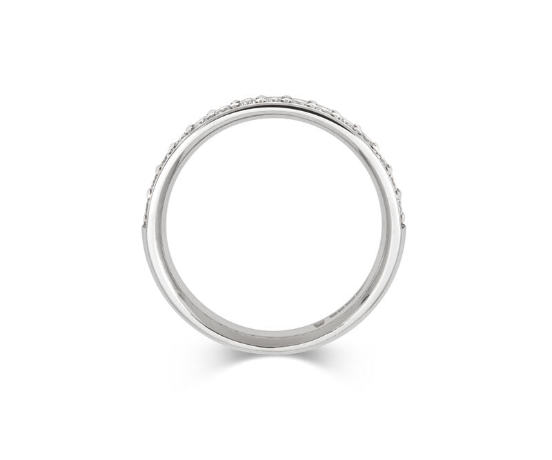 Classic Pave Eternity - CRED Jewellery - Fairtrade Jewellery - 3