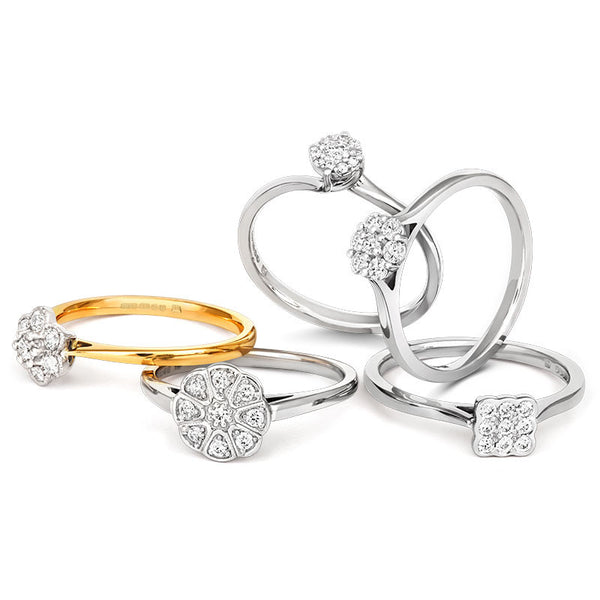 Bella Engagement Ring - CRED Jewellery - Fairtrade Jewellery - 5