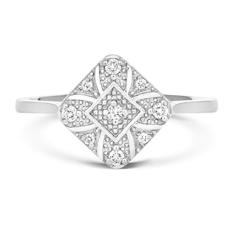 Ana Engagement Ring - CRED Jewellery - Fairtrade Jewellery - 6