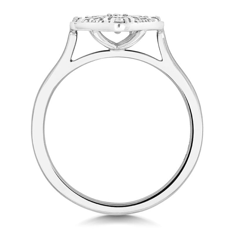 Ana Ethical Engagement Ring - CRED Jewellery - Fairtrade Jewellery - 7