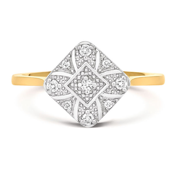 Ana Engagement Ring - CRED Jewellery - Fairtrade Jewellery - 2
