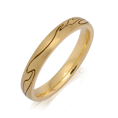Journey Wedding Ring - CRED Jewellery - Fairtrade Jewellery - 2