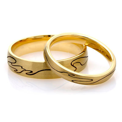 Journey Wedding Ring - CRED Jewellery - Fairtrade Jewellery - 1