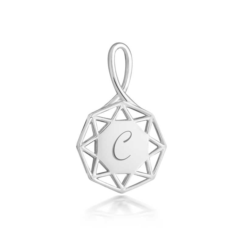 Belonging Charm - CRED Jewellery - Fairtrade Jewellery - 2
