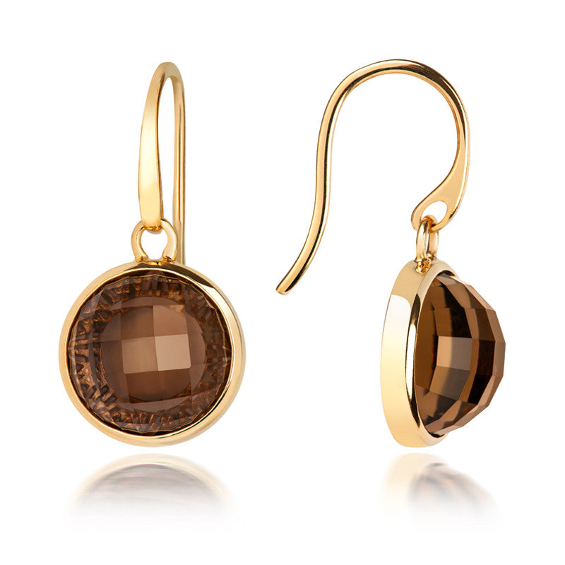 Iconic Loren Earrings - CRED Jewellery - Fairtrade Jewellery - 1