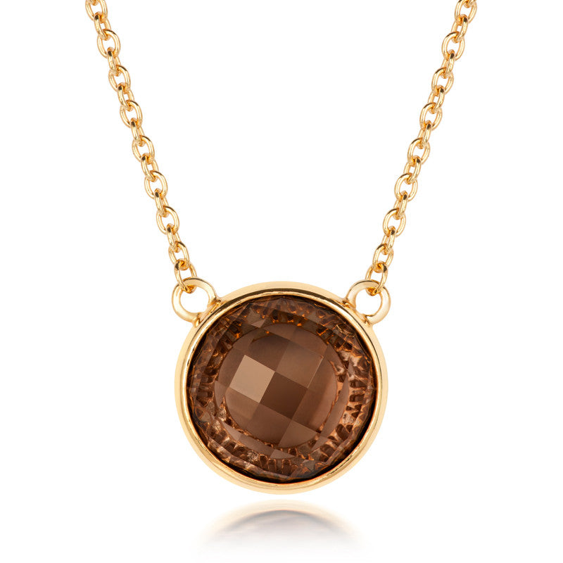 Iconic Loren Pendant - CRED Jewellery - Fairtrade Jewellery - 1