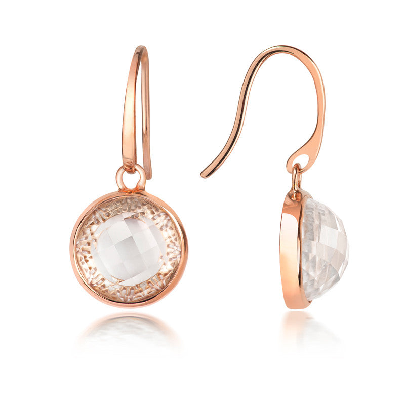 Iconic Munroe Earrings - CRED Jewellery - Fairtrade Jewellery - 1