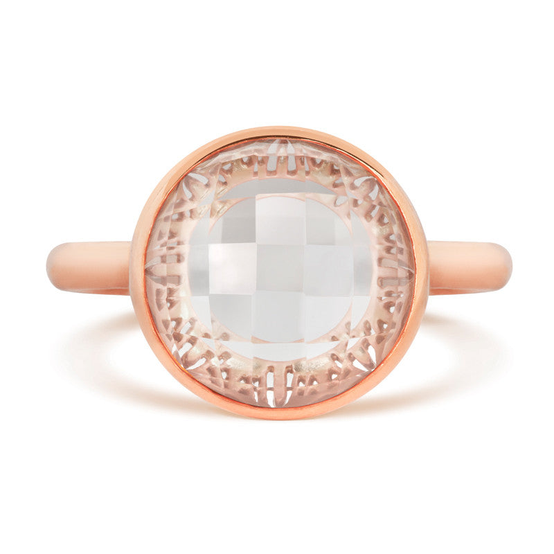 Iconic Munroe Ring - CRED Jewellery - Fairtrade Jewellery - 2