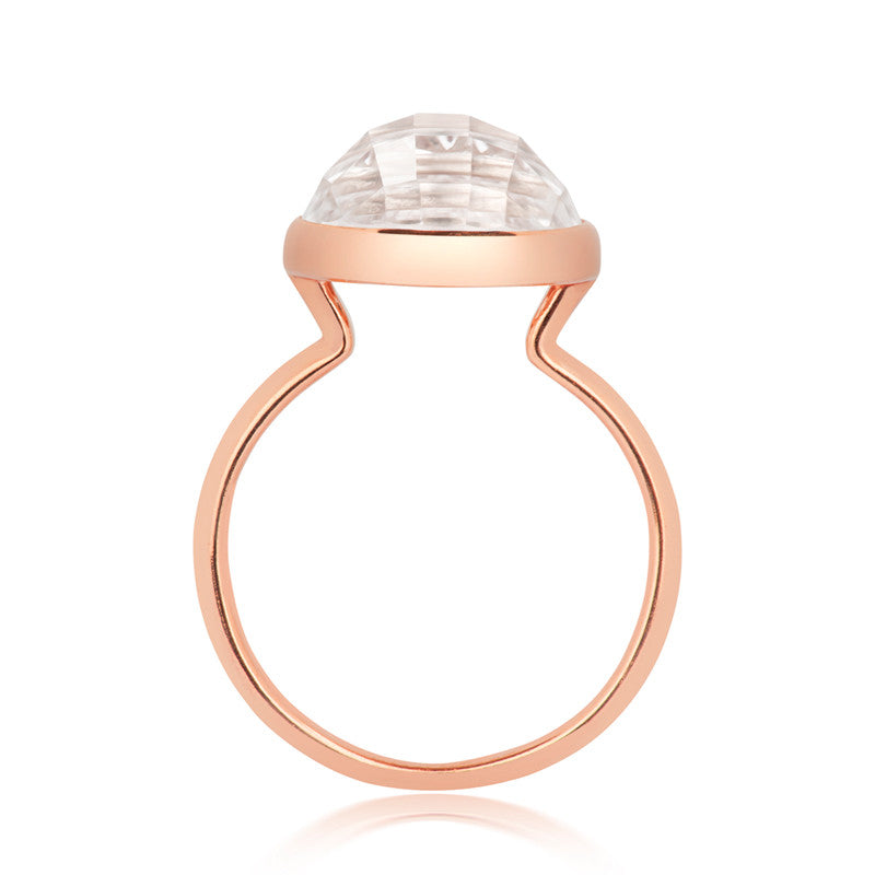 Iconic Munroe Ring - CRED Jewellery - Fairtrade Jewellery - 1
