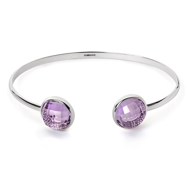 Iconic Onassis Bangle - CRED Jewellery - Fairtrade Jewellery - 1
