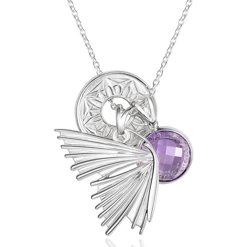 Flying Free Charm - CRED Jewellery - Fairtrade Jewellery - 3