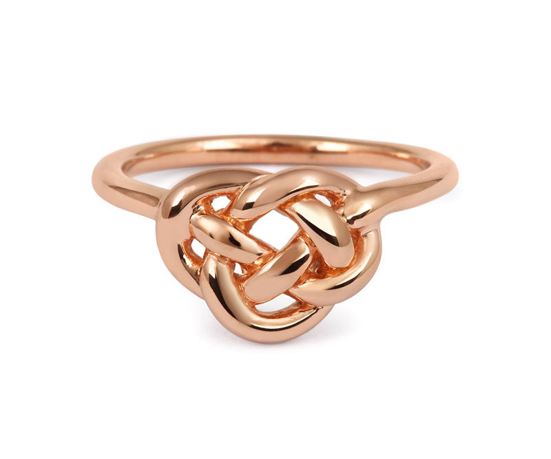 Love Knot Ring - CRED Jewellery - Fairtrade Jewellery - 1