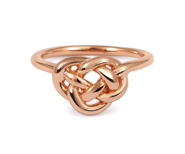 Love Knot Ring - CRED Jewellery - Fairtrade Jewellery - 2