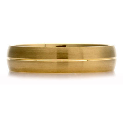 Engraved Court Wedding Ring - CRED Jewellery - Fairtrade Jewellery - 6