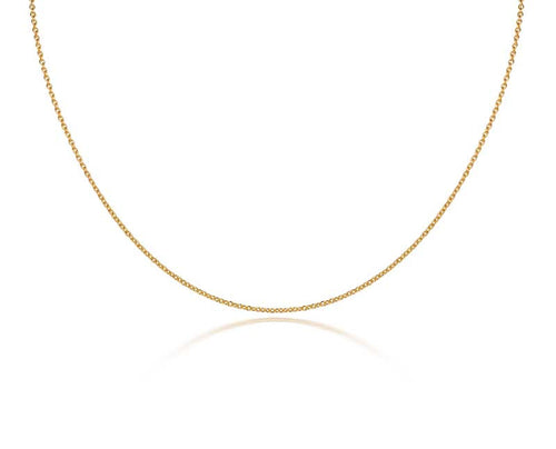 Fairtrade Gold plated Chain