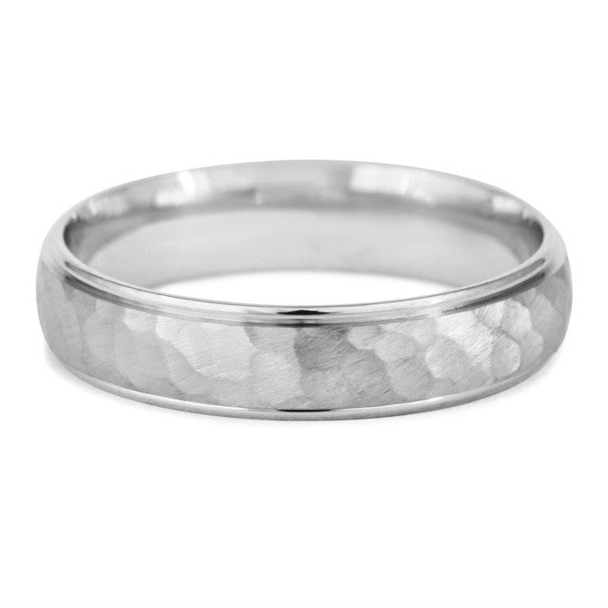 Elements Wedding Ring- Yellow or White Gold (18ct) or Platinum - CRED Jewellery - Fairtrade Jewellery - 2