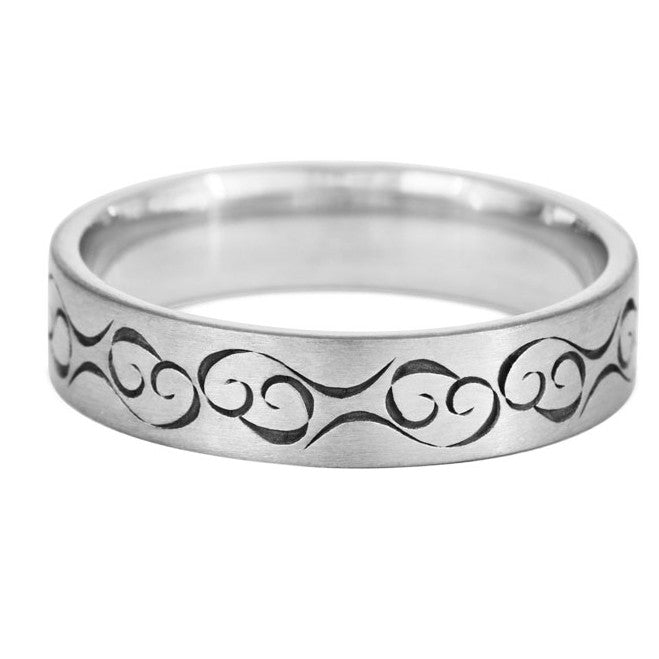 Celtic Love Wedding Ring - CRED Jewellery - Fairtrade Jewellery - 2