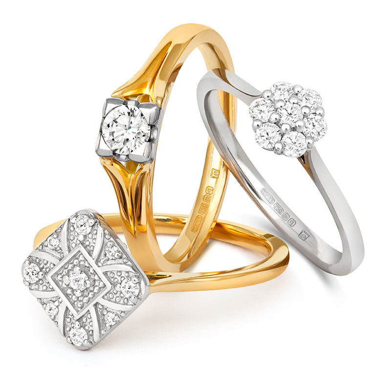 Ana Engagement Ring - CRED Jewellery - Fairtrade Jewellery - 5