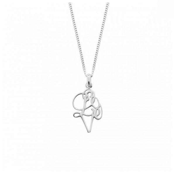 Hidden Love Pendant - CRED Jewellery - Fairtrade Jewellery