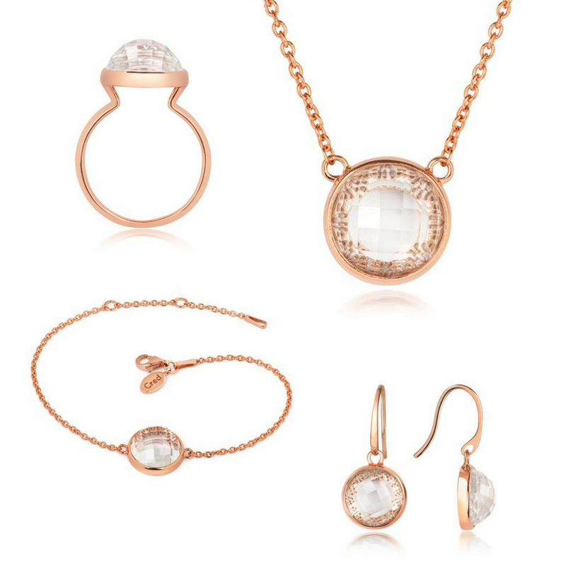 Iconic Munroe Complete Jewellery Set - CRED Jewellery - Fairtrade Jewellery