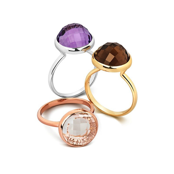 Iconic Onassis Ring - CRED Jewellery - Fairtrade Jewellery - 3