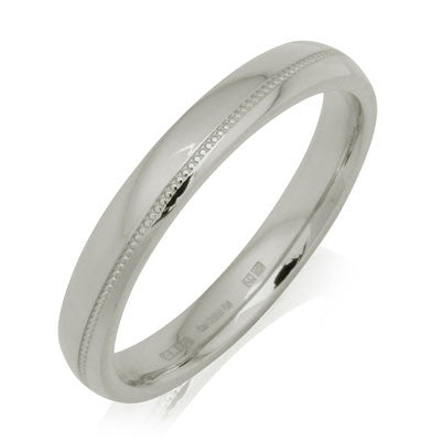 Infinity Wedding Ring - CRED Jewellery - Fairtrade Jewellery - 2