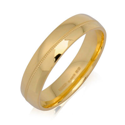 Infinity Wedding Ring - CRED Jewellery - Fairtrade Jewellery - 5
