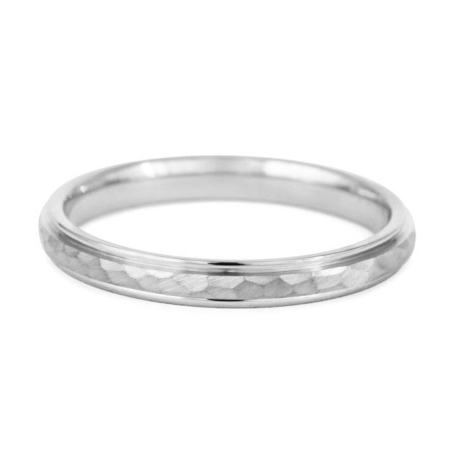 Elements Wedding Ring- Yellow or White Gold (18ct) or Platinum - CRED Jewellery - Fairtrade Jewellery - 6