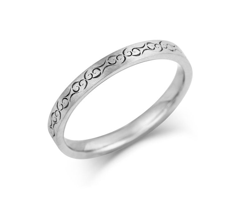 Celtic Love Wedding Ring - CRED Jewellery - Fairtrade Jewellery - 5