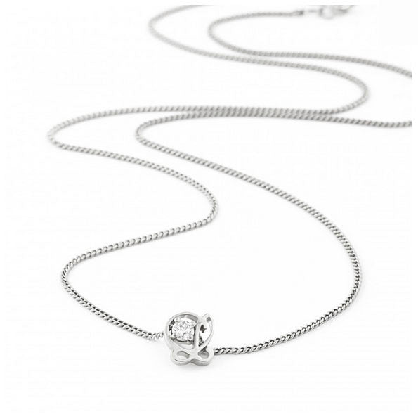 L is for Love Pendant - CRED Jewellery - Fairtrade Jewellery