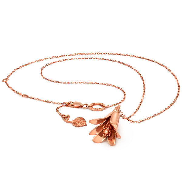 Liz Earle Neroli Necklace - CRED Jewellery - Fairtrade Jewellery - 4