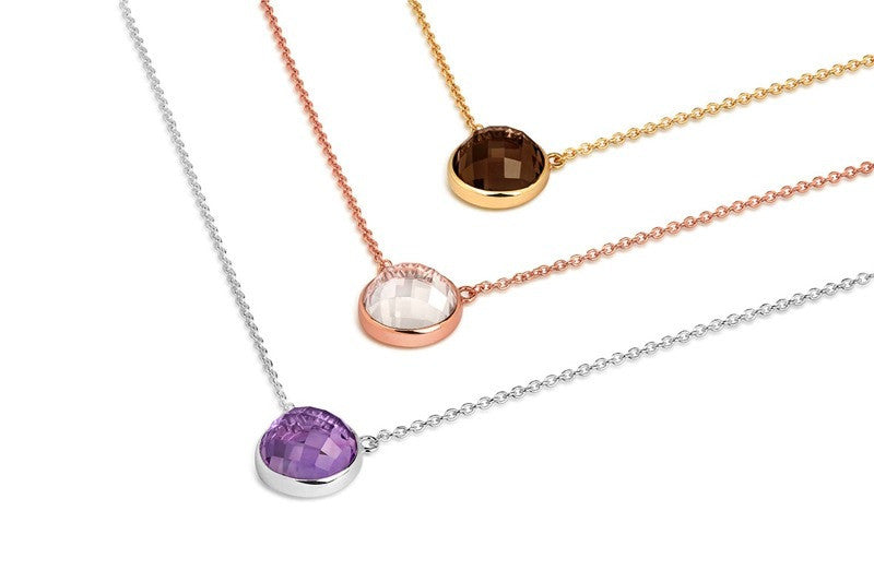 Iconic Loren Pendant - CRED Jewellery - Fairtrade Jewellery - 3