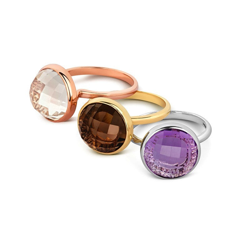 Iconic Munroe Ring - CRED Jewellery - Fairtrade Jewellery - 3