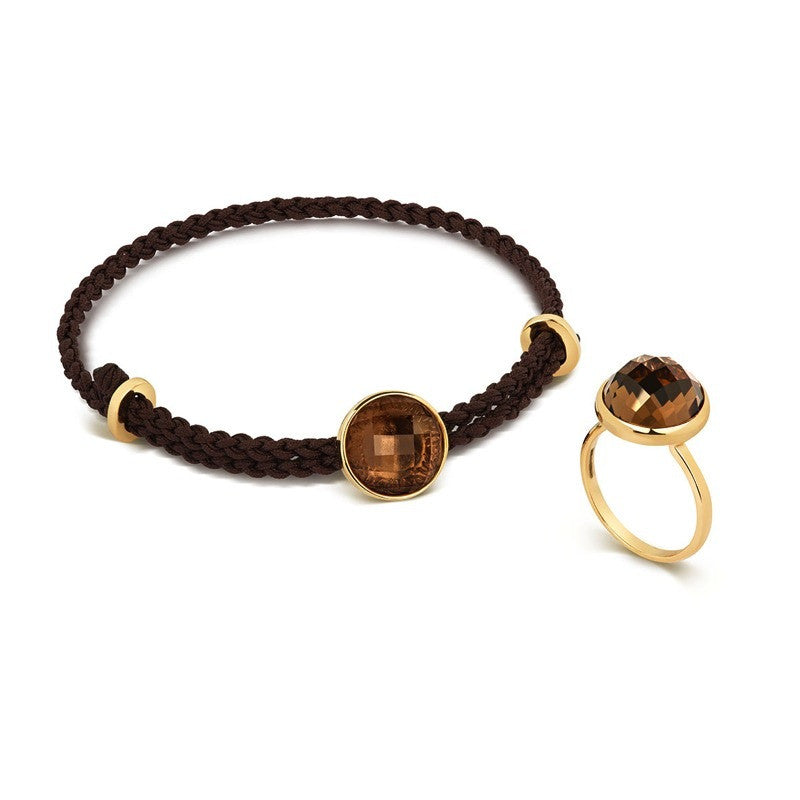 Iconic Loren Cord Bracelet - CRED Jewellery - Fairtrade Jewellery - 3