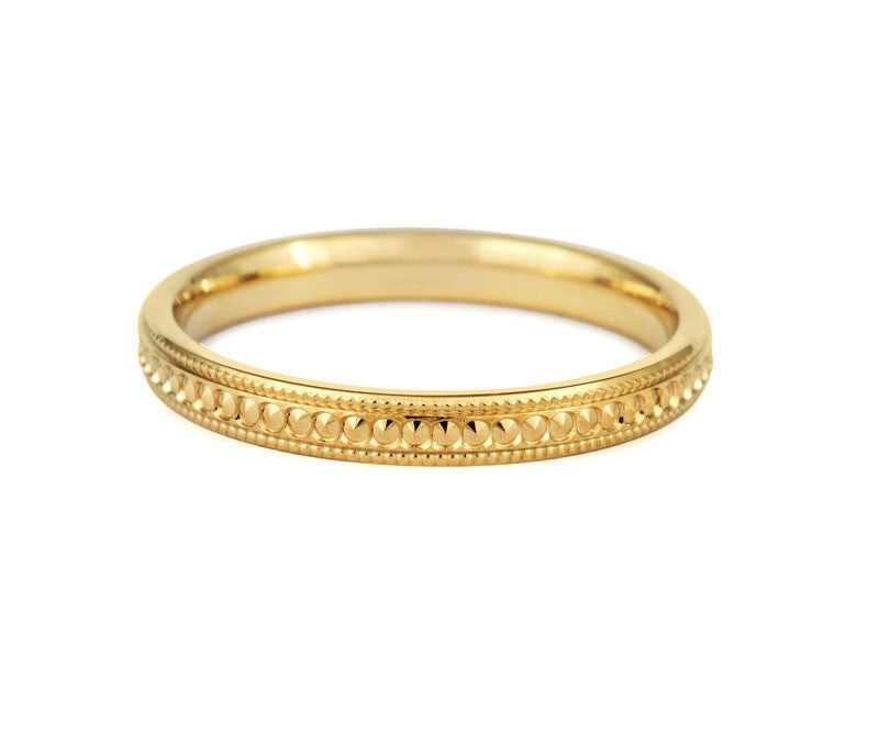 Elegance Wedding Ring - CRED Jewellery - Fairtrade Jewellery - 3