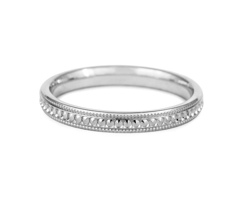 Elegance Wedding Ring - CRED Jewellery - Fairtrade Jewellery - 2