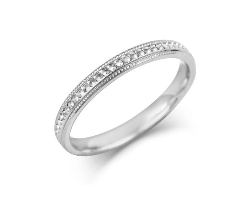 Elegance Wedding Ring - CRED Jewellery - Fairtrade Jewellery - 4
