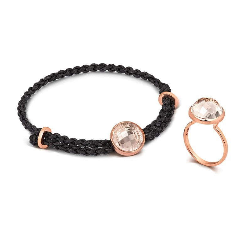 Iconic Munroe Cord Bracelet - CRED Jewellery - Fairtrade Jewellery - 2
