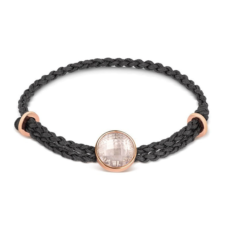 Iconic Munroe Cord Bracelet - CRED Jewellery - Fairtrade Jewellery - 1