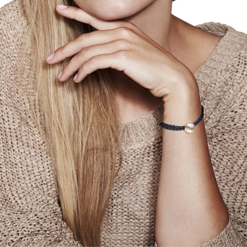Iconic Munroe Cord Bracelet - CRED Jewellery - Fairtrade Jewellery - 4