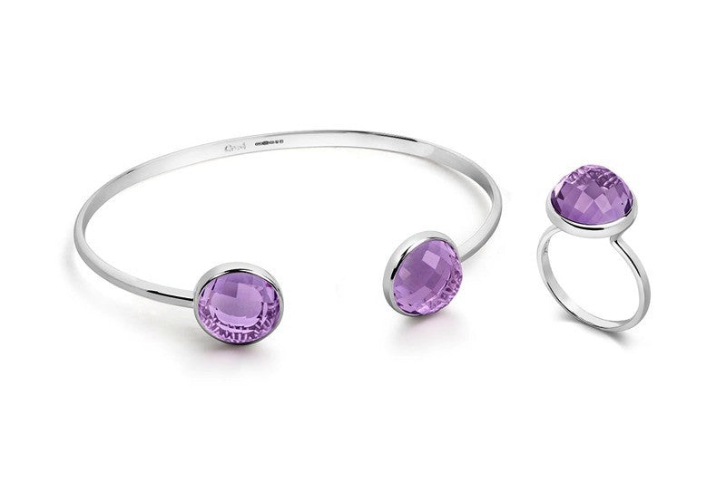 Iconic Onassis Bangle - CRED Jewellery - Fairtrade Jewellery - 2