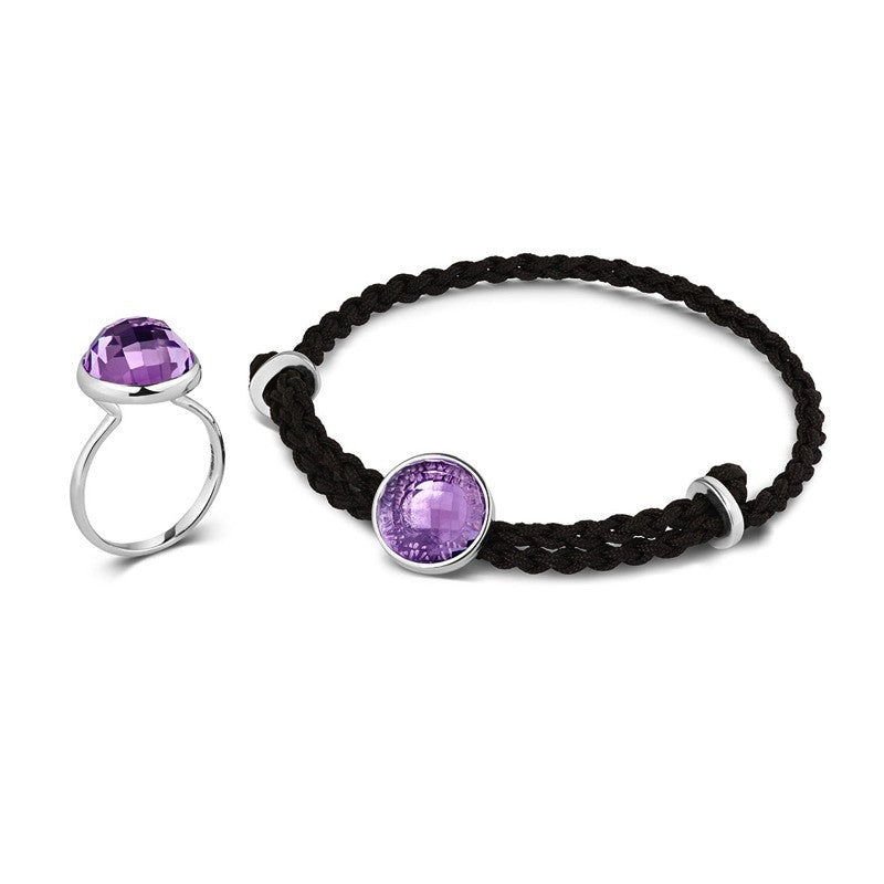 Iconic Onassis Cord Bracelet - CRED Jewellery - Fairtrade Jewellery - 2