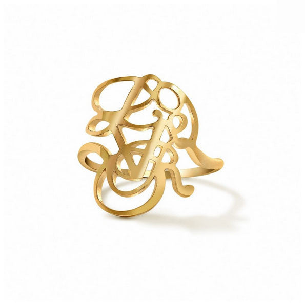 Our Love Will Bloom Ring - CRED Jewellery - Fairtrade Jewellery
